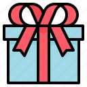 box, gift, love, present, surprise, valentine icon