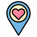 location, love, married, navigation, wedding