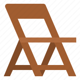 chair, guest, party, wedding icon