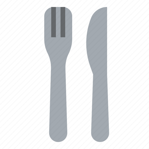 food, fork, knife, utensils icon