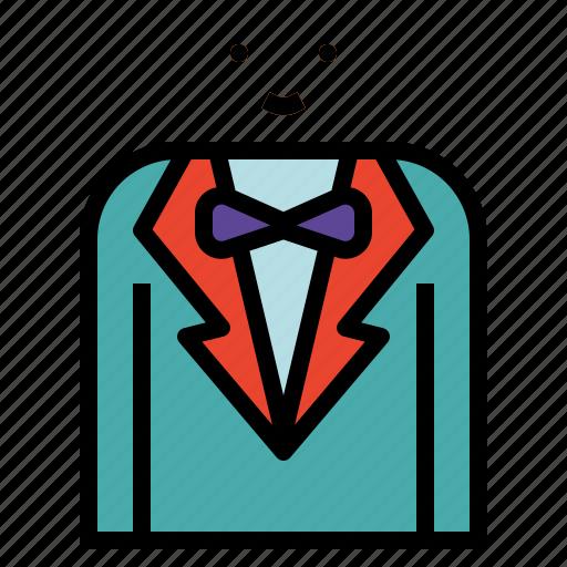 fashion, formal, groom, suit, wear, wedding icon