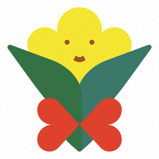 Beauty, bouquet, flower, wedding icon - Download on Iconfinder