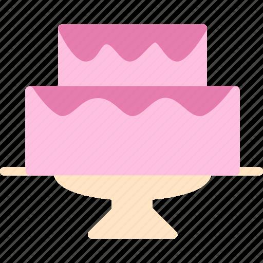cake, holidays, wedding icon