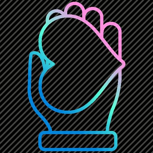 hand, heart, love, romance, wedding icon