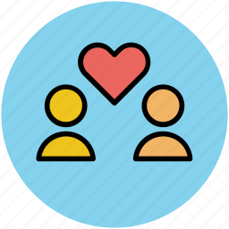 couple, heart, heart feeling, in love, love, romance icon