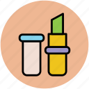 beauty, cosmetics, lip color, lip shade, lipstick, makeup icon