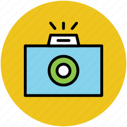 camera, digital camera, image, photography, picture icon