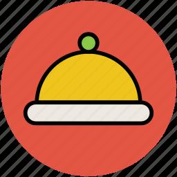 chef platter, food, food platter, platter, serving platter, wedding food icon