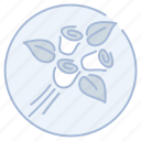 bouquet, bride, flowers, marriage, roses, wedding icon