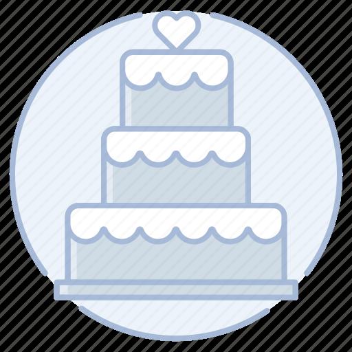 baker, bakery, cake, marriage, wedding, wedding cake icon