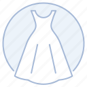 bride, dress, gown, marriage, wedding icon