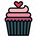 baked, bakery, cupcake, dessert, muffin, sweet
