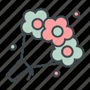 bouquet, flower, honeymoon, wedding