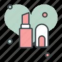 cosmetic, honeymoon, lipstick, wedding