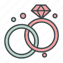 finger, honeymoon, ring, wedding