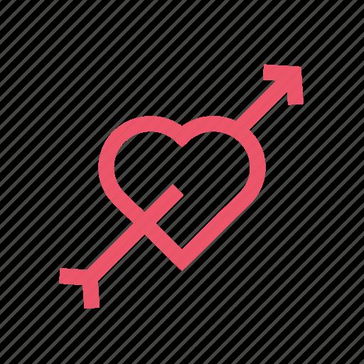 Heart, like, love, romance, valentine, wedding icon - Download on Iconfinder