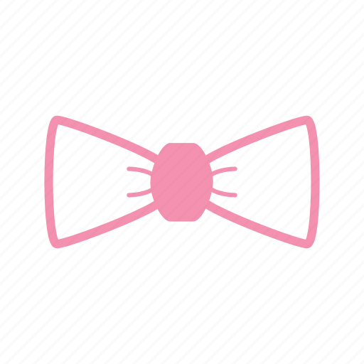 accessory, bow tie, clothing, hipster, man, tie icon