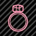 love, marriage, ring, valenticons, valentine, valentines, wedding icon