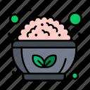 bowl, food, healthy, salad