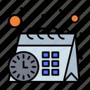 calendar, schedule, time