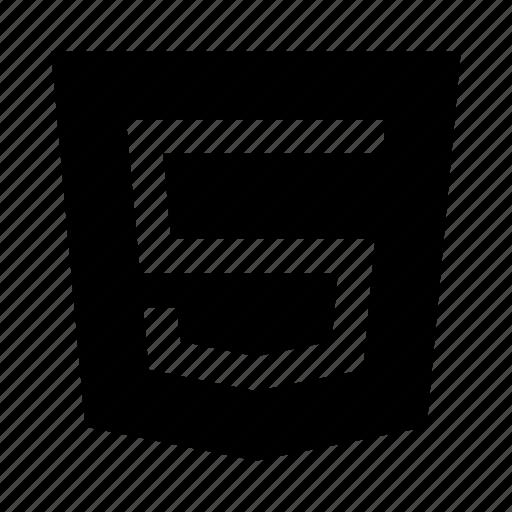 html, html 5 icon