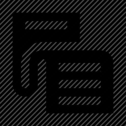 code, file, list, manuscript, paper, program, script icon