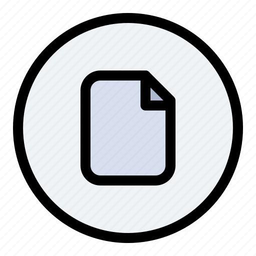 Basic, document, file, ui icon - Download on Iconfinder