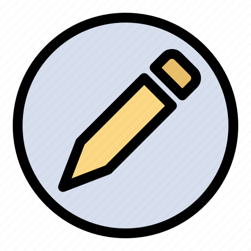 Basic, pencil, text icon - Download on Iconfinder