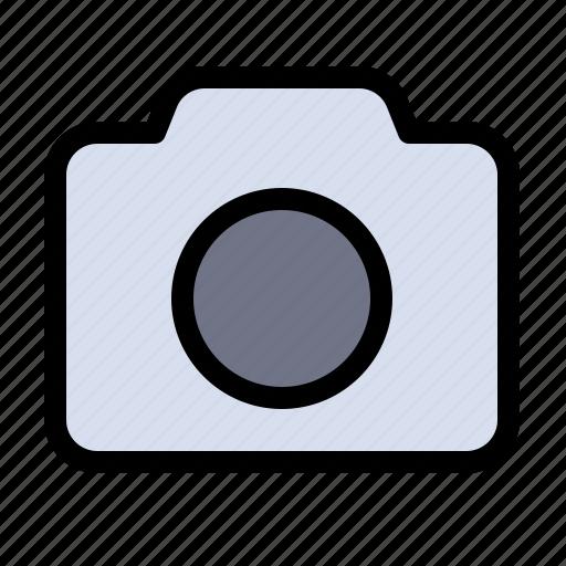 Basic, camera, image, ui icon - Download on Iconfinder