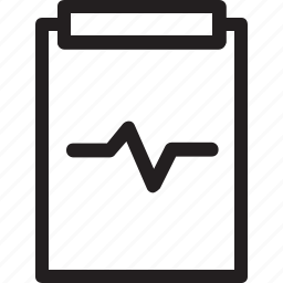 document, file, form, health, healthy, medical, medicine icon