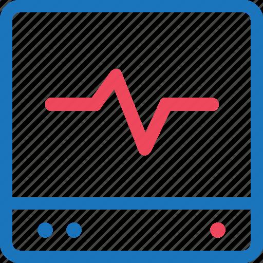 health, healthy, medical, medicine, scanner, statistic icon