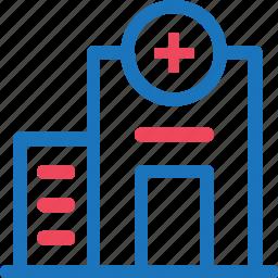 building, health, healthy, hospital, medical, medicine icon