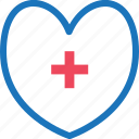 health, healthy, heart, love, medical, medicine icon