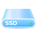 disk, drive, hosting, ssd, storage, web hosting icon