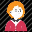 avatar, boy, curly, man, people, suit, tuxedo