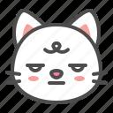 avatar, bored, cat, cute, face, kitten