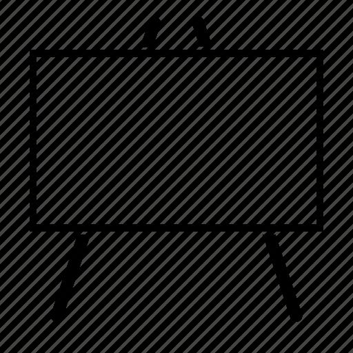 Business, chalkboard, chart, finance, whiteboard iconWhiteboard Icon