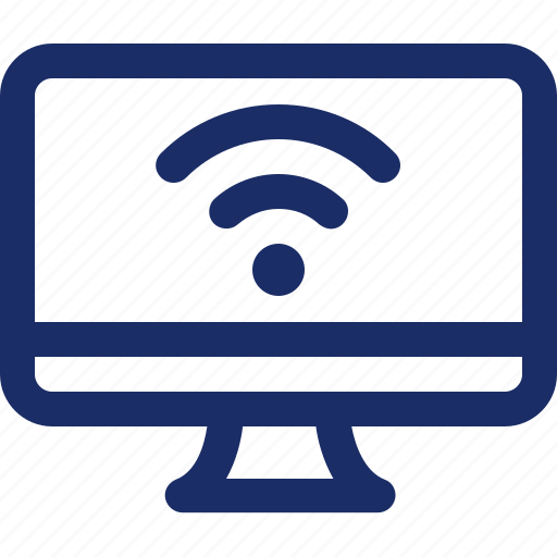 Connection, device, internet, network, online, technology, wifi icon - Download on Iconfinder