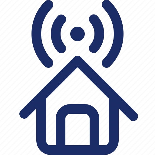 Connection, home, internet, network, online, technology, wifi icon - Download on Iconfinder
