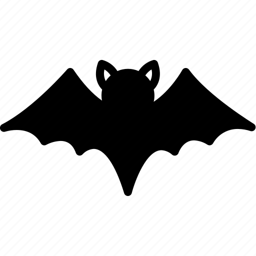 bat, flying, halloween, vampire, wings icon