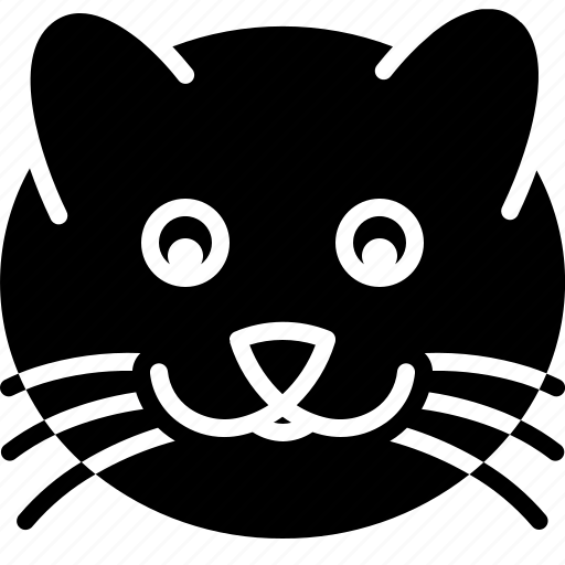 Animal, cat, face icon - Download on Iconfinder