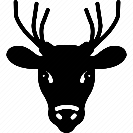 Animal, deer, zoo icon - Download on Iconfinder