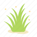 ecology, flower, garden, grass, green, nature, plant icon