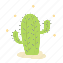 cactus, floral, flower, forest, garden, nature, plant icon