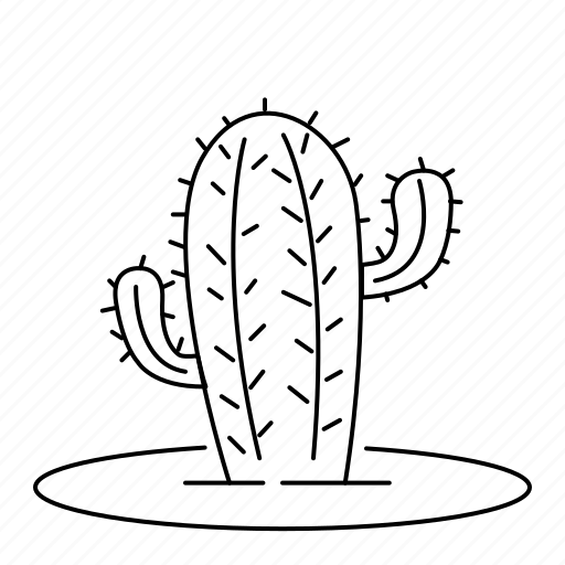 cactus, flower, garden, green, nature, plant, tree icon