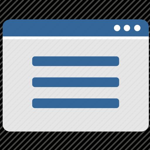 app, application, text, ui, window icon