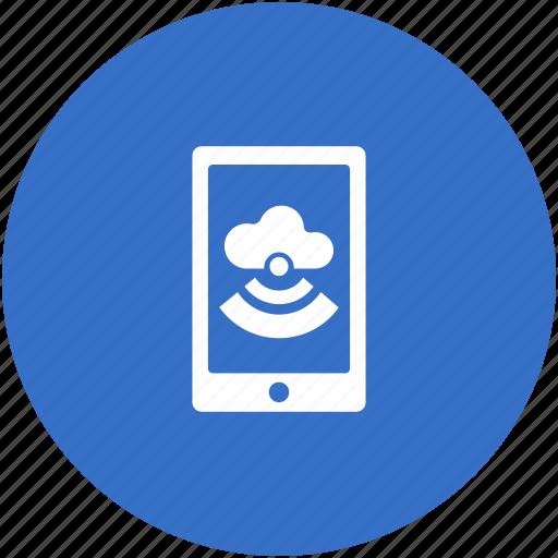 access, dot, mobile, vpn icon