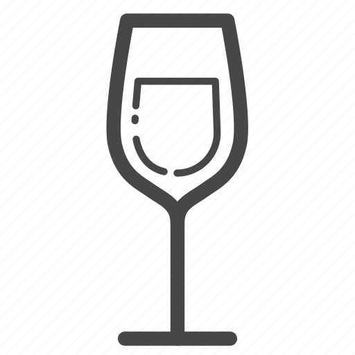 alcohol, cocktail, drink, glass, water, wine icon