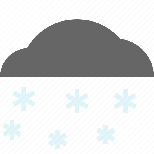 Snow, snowfall, weather, winter icon - Download on Iconfinder