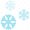 season, snow, snowflake, winter